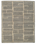 SHANGHAI W/HEMP TWEED, a hand knotted rug designed by Tufenkian Artisan Carpets.