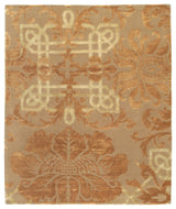 BROCADE VERSAILLES is a hand knotted rug by Tufenkian Artisan Carpets