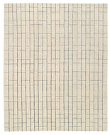 BLIPMARKS NEUTRAL, a hand knotted rug designed by Tufenkian Artisan Carpets.