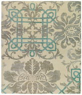 BROCADE ANTOINETTE is a hand knotted rug by Tufenkian Artisan Carpets