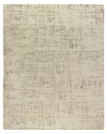 BURLAP IVORY GOLD, a hand knotted rug designed by Tufenkian Artisan Carpets.