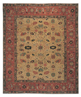 JASMINE DESERT ROSE SHEARED, a hand knotted rug designed by Tufenkian Artisan Carpets.