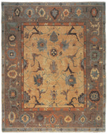 ZAGROS HEMP, a hand knotted rug designed by Tufenkian Artisan Carpets.