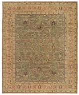MAHABAD AMAZON SHEARED, a hand knotted rug designed by Tufenkian Artisan Carpets.