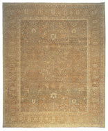 MAHABAD SUNSTRUCK SHEARED, a hand knotted rug designed by Tufenkian Artisan Carpets.