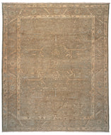 JOZAN WALNUT SHEARED, a hand knotted rug designed by Tufenkian Artisan Carpets.
