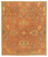 RUKESH MANDARIN SHEARED, a hand knotted rug designed by Tufenkian Artisan Carpets.