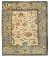 TASHKENT EGGSHELL SHEARED, a hand knotted rug designed by Tufenkian Artisan Carpets.