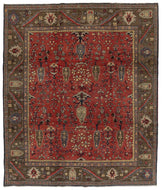 40/5 #098 Traditional Sample rug, a hand knotted rug designed by Tufenkian Artisan Carpets.
