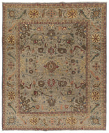 Shushi Custom 8x10, a hand knotted rug designed by Tufenkian Artisan Carpets.