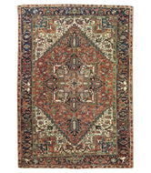 Semi Antique Heriz for sale by Tufenkian Artisan Carpets