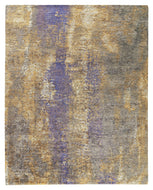 BRILLIANCE TUNGSTEN, a hand knotted rug designed by Tufenkian Artisan Carpets.