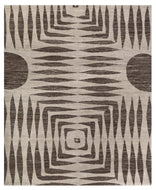 SUNRISE NATURAL, a hand knotted rug designed by Tufenkian Artisan Carpets.