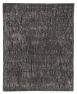 IVY CHARCOAL, a hand knotted rug designed by Tufenkian Artisan Carpets.