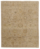 BARROW BEIGE, a hand knotted rug designed by Tufenkian Artisan Carpets.