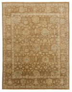 BARROW RUST, a hand knotted rug designed by Tufenkian Artisan Carpets.