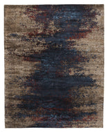 SIERRA BLUE, a hand knotted rug designed by Tufenkian Artisan Carpets.