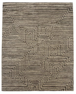 PLATEAU II NATURAL is a hand knotted rug by Tufenkian Artisan Carpets