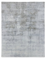 BLIZZARD SNOW, a hand knotted rug designed by Tufenkian Artisan Carpets.