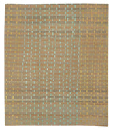 Rag Weave Sealeaf is a hand knotted rug by Tufenkian Artisan Carpets