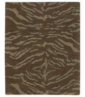 Rajah Allspice is a hand knotted rug by Tufenkian Artisan Carpets