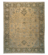 Herat Pale Mocha Sheared  is a hand knotted rug by Tufenkian Artisan Carpets