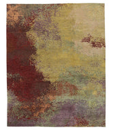 Aberdeen II Confetti is a hand knotted rug by Tufenkian Artisan Carpets