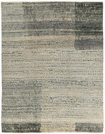 Adamento Smoke, a hand knotted rug designed by Tufenkian Artisan Carpets.