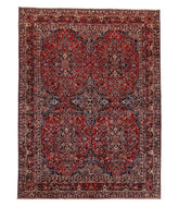 ANTIQUE-PERSIAN-BAKTIAR  is a 10x14 hand knotted rug