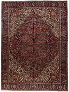 Antique Persian Gorevan, a hand knotted rug for sale by Tufenkian Artisan Carpets
