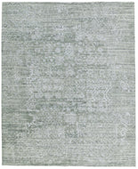 Arbor Ice, a hand knotted rug designed by Tufenkian Artisan Carpets