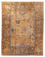 Afshan Chiffon, a hand knotted rug design by Tufenkian Artisan Carpets