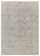 Bahri Ivory, a hand knotted rug designed by Tufenkian Artisan Carpets.