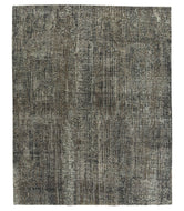 BEDAYA CHARCOAL TAUPE, a hand knotted rug designed by Tufenkian Artisan Carpets.