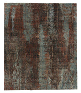 Bedaya Iron 8x10, a hand knotted rug design by Tufenkian Artisan Carpets