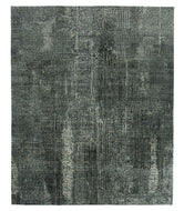BEDAYA GREY GREEN, a hand knotted rug designed by Tufenkian Artisan Carpets.