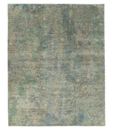 BRILLIANCE POWDER, a hand knotted rug designed by Tufenkian Artisan Carpets.