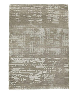 Burlap II Sand, a hand knotted rug designed by Tufenkian Artisan Carpets.