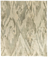 Carnivale Tan sample is a hand knotted rug design by Tufenkian Artisan Carpets