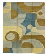 Catalonia #21/201 is a hand knotted rug by Tufenkian Artisan Carpets