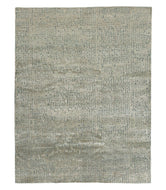 CHIAPAS ICE TAUPE, a hand knotted rug designed by Tufenkian Artisan Carpets.