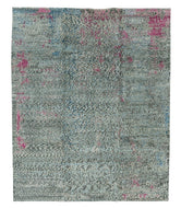 CITY LIGHTS ANALOSS SAMPLE is a hand knotted rug by Tufenkian Artisan Carpets
