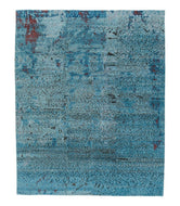 City Lights Twilight 8x10, a hand knotted rug by Tufenkian Artisan Carpets