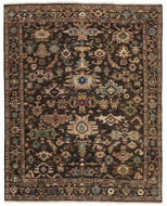 Classic Heriz 1 Red, a hand knotted rug designed by Tufenkian Artisan Carpets.