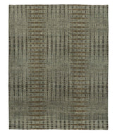 CRESCENDO LICHEN GOLD, a hand knotted rug designed by Tufenkian Artisan Carpets.