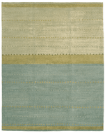 Coconino Limestone, a hand knotted rug designed by Tufenkian Artisan Carpets.