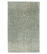 Crack Up Pool Custom Sample is a  hand knotted rug design by Tufenkian Artisan Carpets