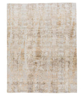 Dessert Silk is a hand knotted rug by Tufenkian Artisan Carpets