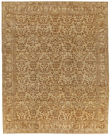 Fauna Sienna sample is a hand knotted rug design by Tufenkian Artisan Carpets