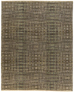 Crescendo Light Brown, a hand knotted rug designed by Tufenkian Artisan Carpets.